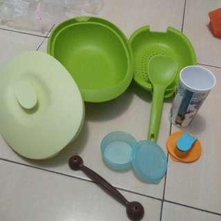 Tupperware (takeall)