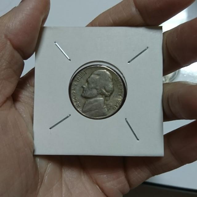 1943年-1947年美國5分錢幣