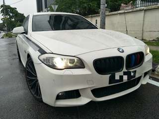 2012 BMW 528 I 2.0 Auto M sport performance F10