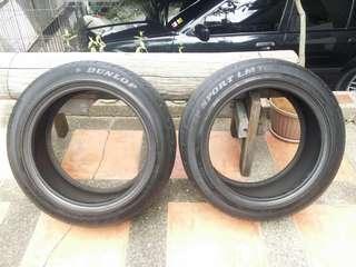 Dunlop 225 50 17