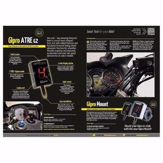 Healtech GiPro Gear Indicator ATRE G2
