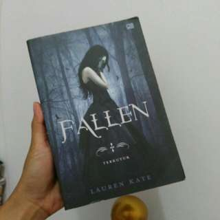 Novel Fallen by Lauren Kate