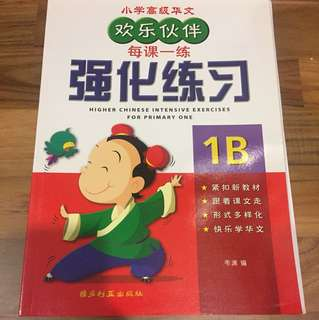 Higher chinese Intensive Exercises for P1