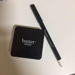 BUTTER LONDON DUO CREAM BLUSH & EYELINER