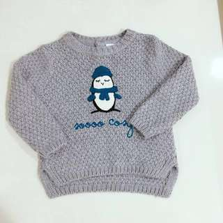 Zara Sweater for 1-2 yo girl