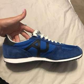 Armani Jeans Shoes.