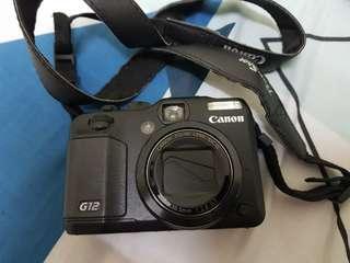 Canon SemiPro Camera PowerShot G12
