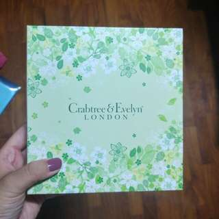 Crabtree and Evelyn Somerset Meadow Hand Cream