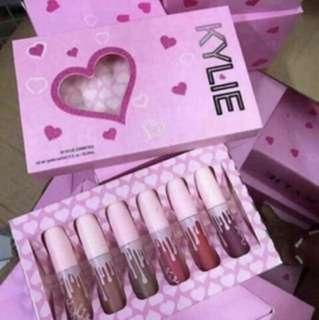 Kylie velvet lip cream