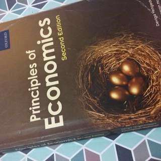 Principle Of Economics 2nd Ed book