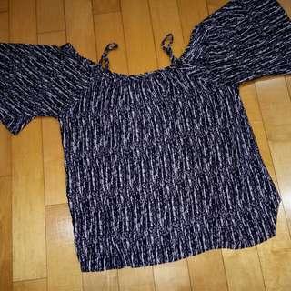 Sabrina Top Hitam(Black) #onlinesale