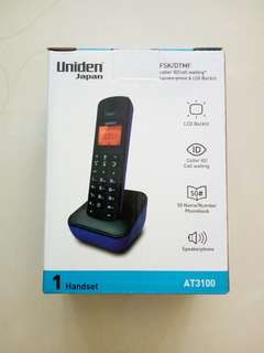 Digital Cordless Speaker Phone ( No Reduce )