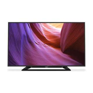 "PHILIPS 5100 series Full HD Slim LED TV (40PFT5100) — 40"", Full HD LED TV, DVB-T/T2 (Open Box)"