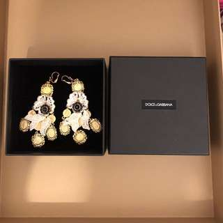 Dolce & Gabbana Costume Jewelry Earrings