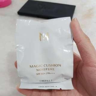 Missha M magic cushion moisture no. 21