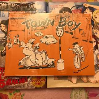Town boy by lat