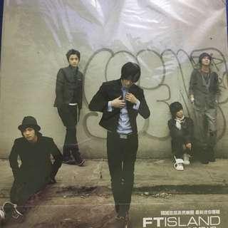 🚚 FTISLAND Jump Up <CD+DVD 台灣獨占超值限定盤>