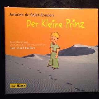 The Little Prince Audiobook (German)
