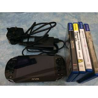 PS Vita 8/10 Good Condition