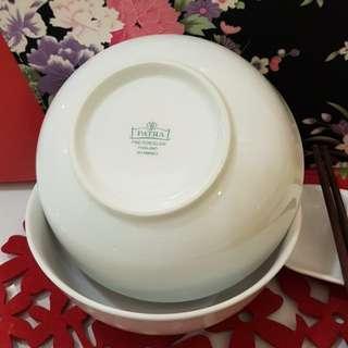 Serving Bowl or Noodle Bowl 17.5cm 2 pcs available