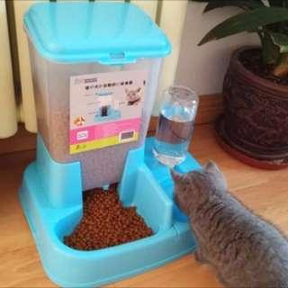貓狗自動餵食器