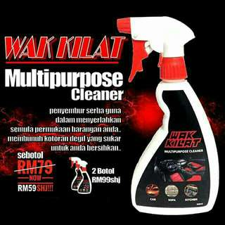 Wak Kilat - Multipurpose Cleaning