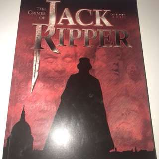 The crimes of jack ripper