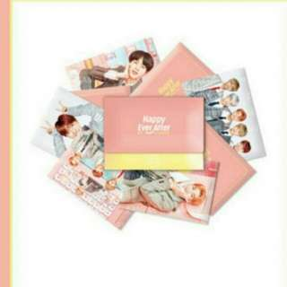 [REDUCED] BTS 4TH MUSTER MINI PHOTOCARD LOOSE