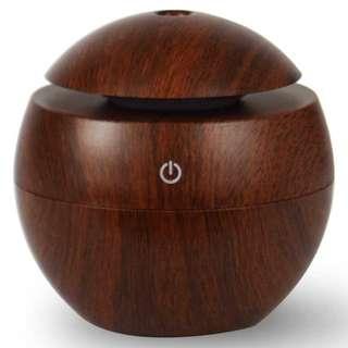 Aromatherapy Air Humidifier Desain Kayu