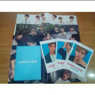 [CLEARANCE] Wanna One Official Postcard