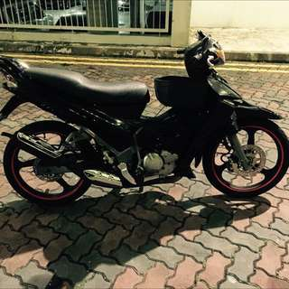 125z black coe 2026 Apr