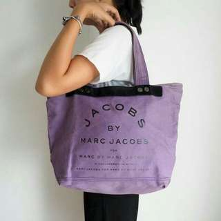 Authentic jacobs by marc jacobs tote bag