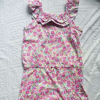 NEW Mothercare Playsuit
