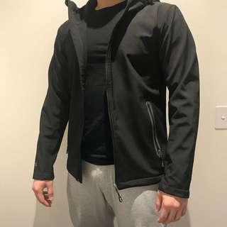 Fitted Waterproof Winter Jacket