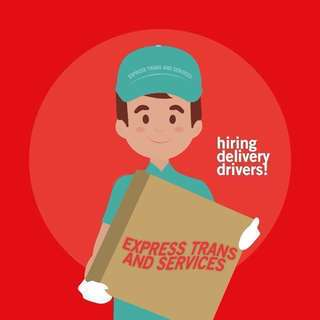 $5K+ HIRING DELIVERY DRIVERS!