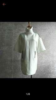 ZARA 秋冬寬中袖橢圓形洋裝