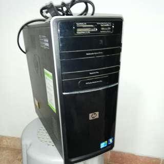 HP i5 computer