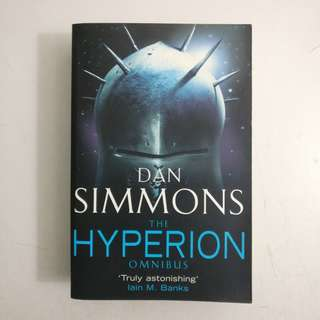 The Hyperion Omnibus (Hyperion Cantos #1-2)