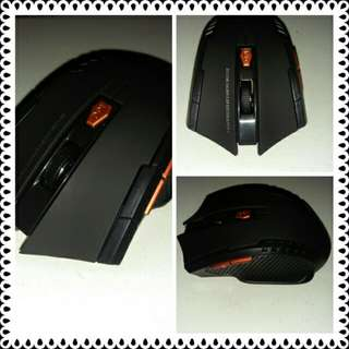 Mouse Wireless Gaming 2.4 GHz