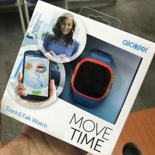 SW10 kids locate smart watch