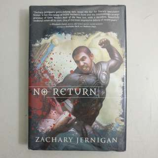 No Return (Jeroun #1)
