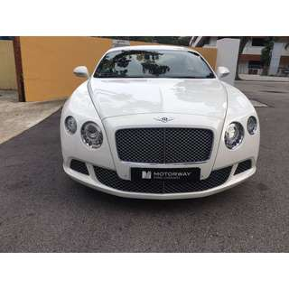 Bentley Continental GT 6.0 Auto