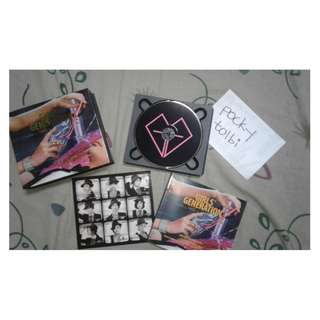 FREE SHIPPING!!! Girls' Generation/SNSD Mr Mr Album (unsealed and onhand)