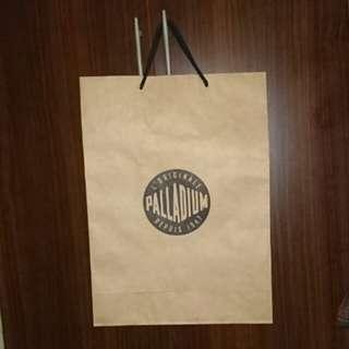 Palladium紙袋