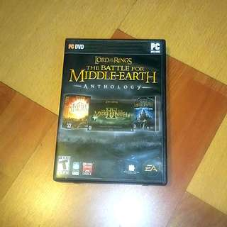 Battle for the Middle Earth Anthology