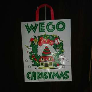 Wego紙袋