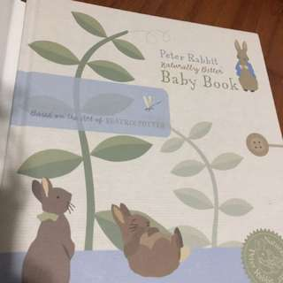 Peter Rabbit Photo Book