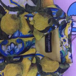 Original Price 48,000 D&G Jacket