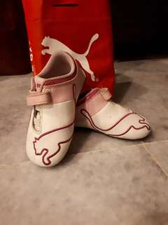 Puma kid shoes