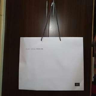 Porter紙袋